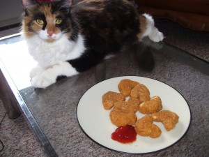 Mickey Nuggets