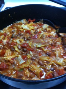 cabbage chili 1
